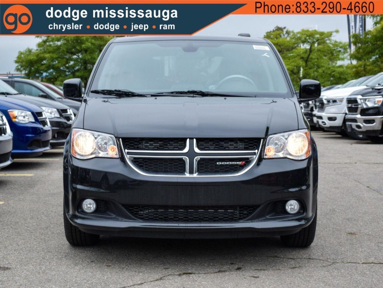 2019 Dodge Grand Caravan SXT Premium Plus for sale in Mississauga, Ontario