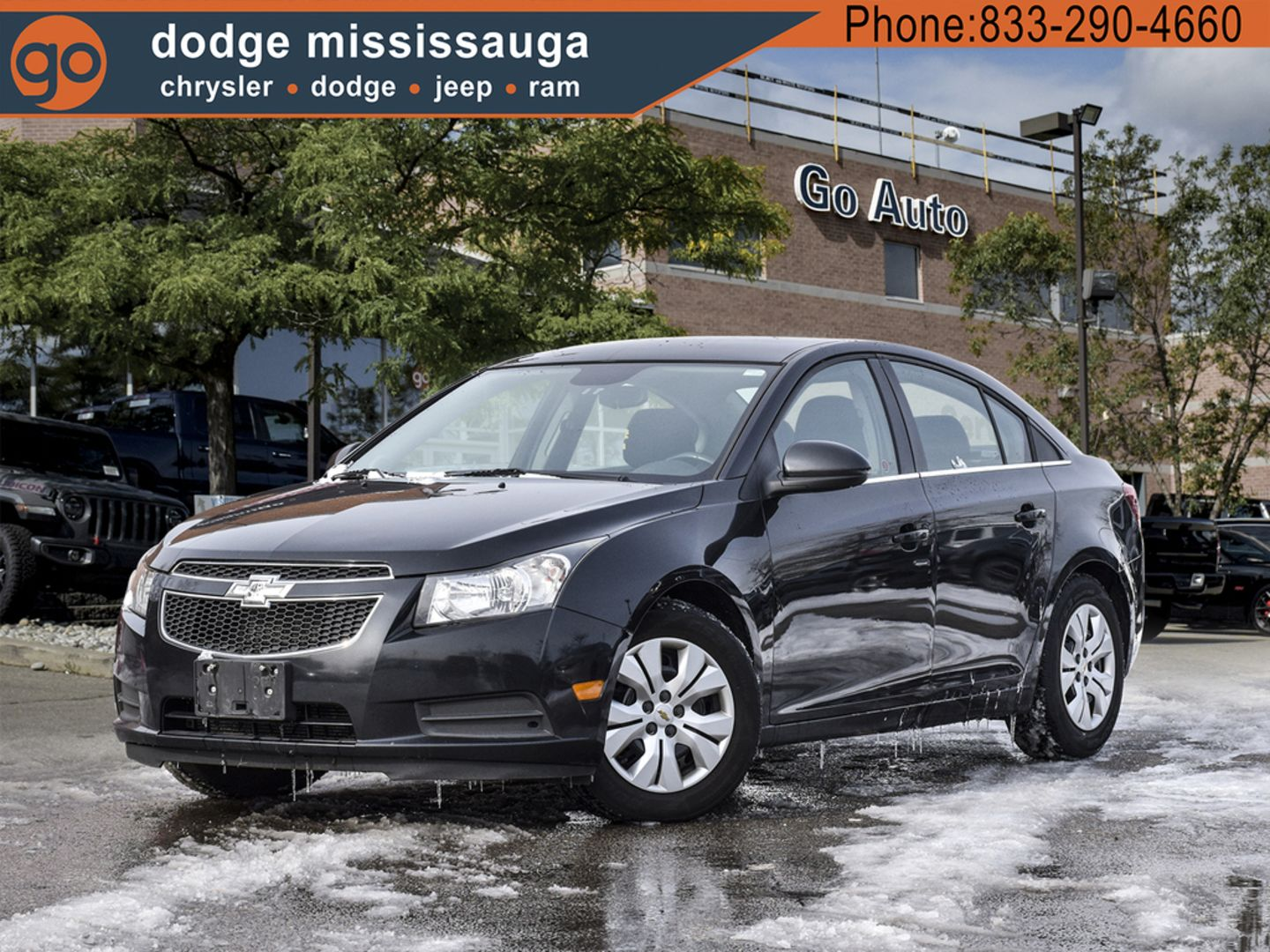 2013 Chevrolet Cruze LT Turbo for sale in Mississauga, Ontario