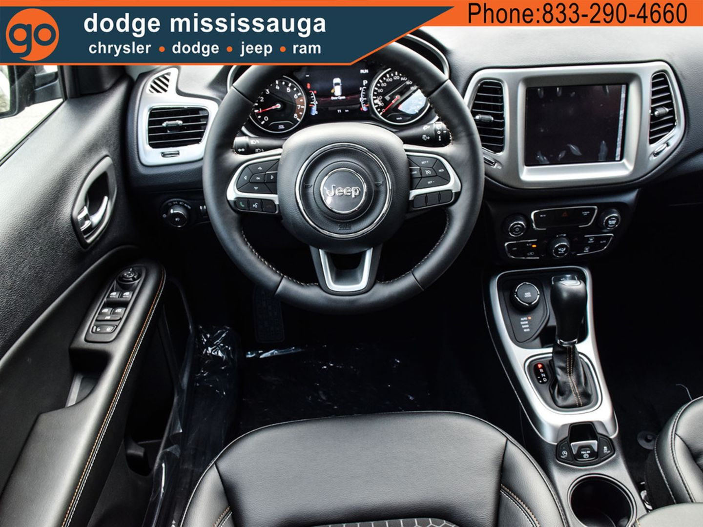 2020 Jeep Compass North for sale in Mississauga, Ontario