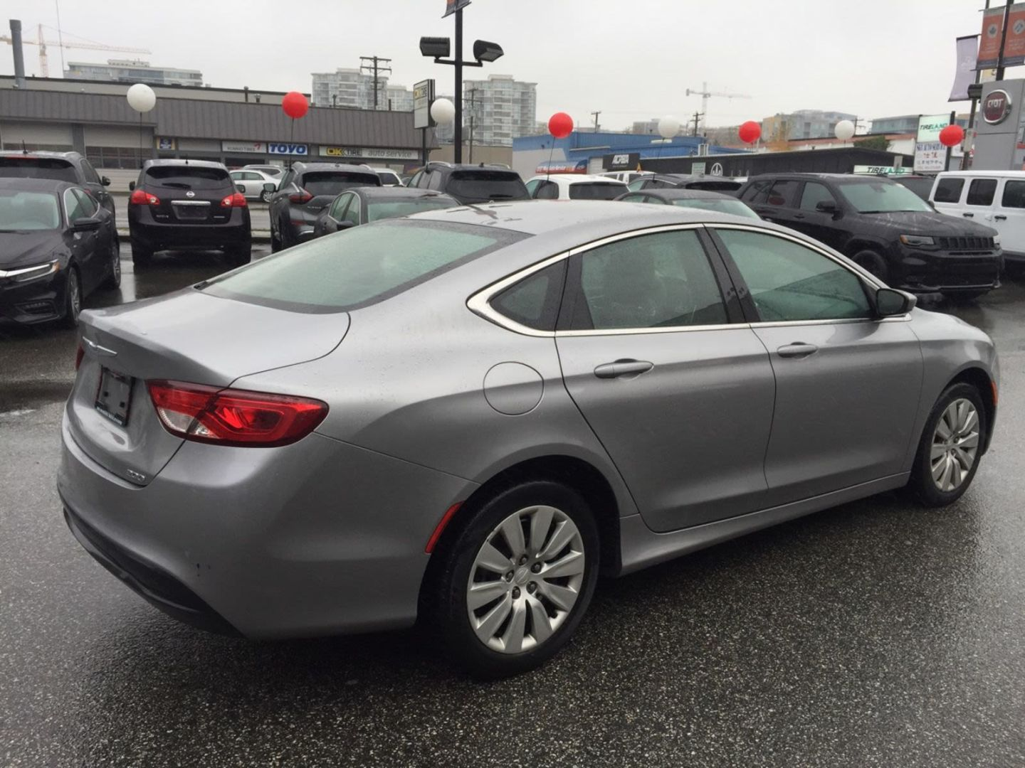 2016 Chrysler 200 LX for sale in Richmond, British Columbia