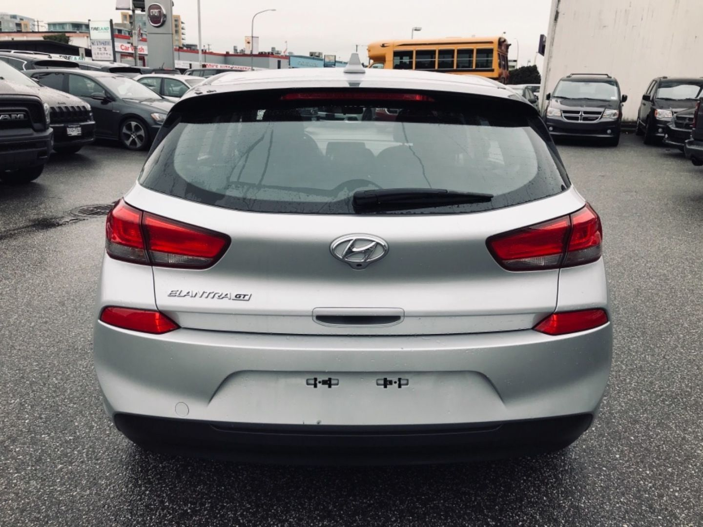 2019 Hyundai Elantra GT Preferred for sale in Richmond, British Columbia
