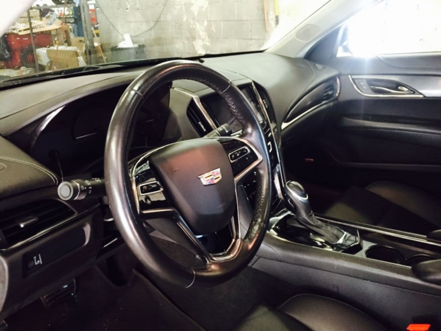 2015 Cadillac ATS Sedan Standard RWD for sale in Richmond, British Columbia
