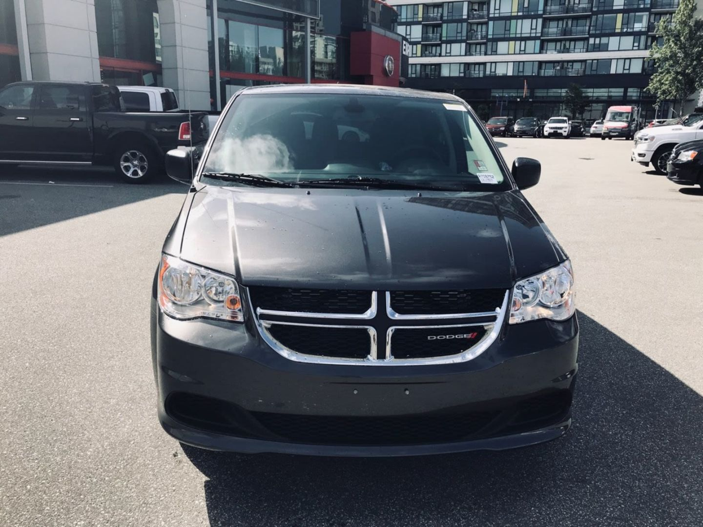 2019 Dodge Grand Caravan Canada Value Package for sale in Richmond, British Columbia