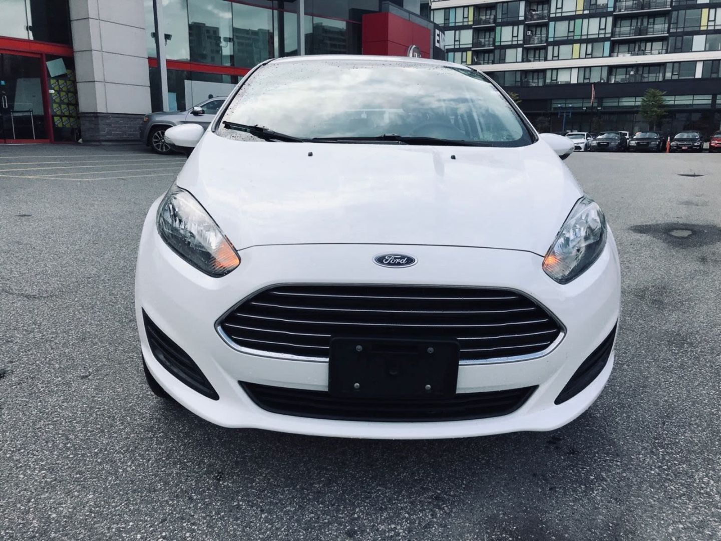 2016 Ford Fiesta SE for sale in Richmond, British Columbia