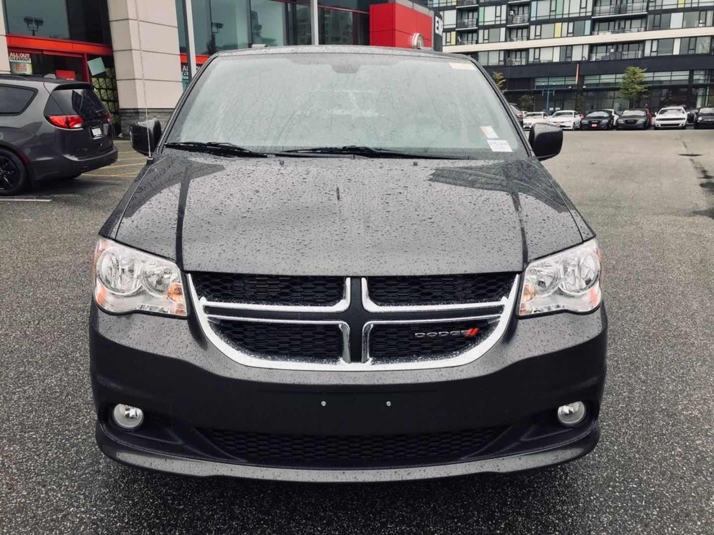 2019 Dodge Grand Caravan SXT Premium Plus for sale in Richmond, British Columbia