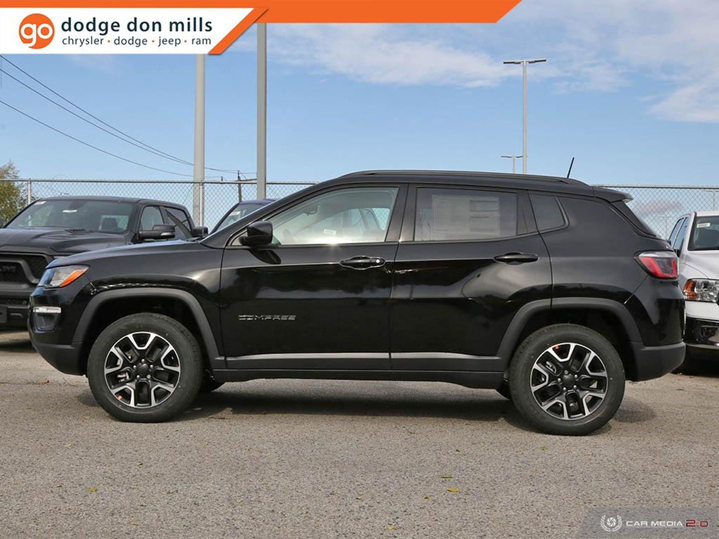 2020 Jeep Compass Upland Edition for sale in Toronto, Ontario