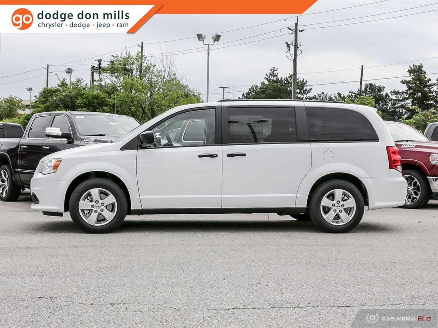 2019 Dodge Grand Caravan Canada Value Package for sale in Toronto, Ontario