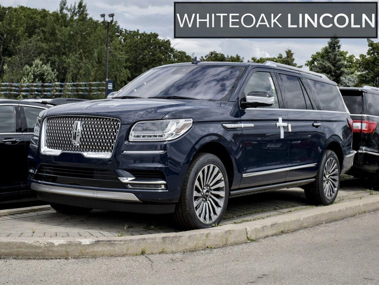 Lincoln Navigator L >> 2019 Lincoln Navigator L Reserve