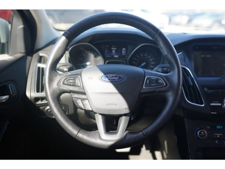 2018 Ford Focus Titanium for sale in Mississauga, Ontario
