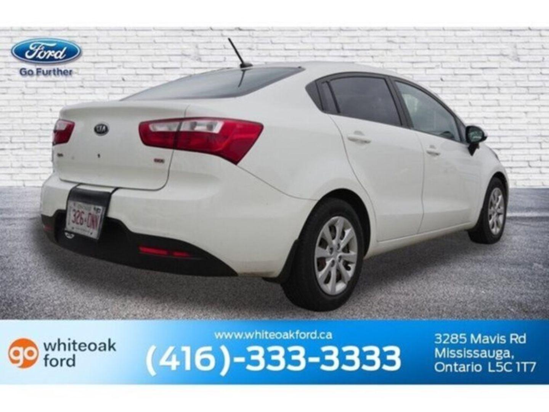 2013 Kia Rio LX+ for sale in Mississauga, Ontario