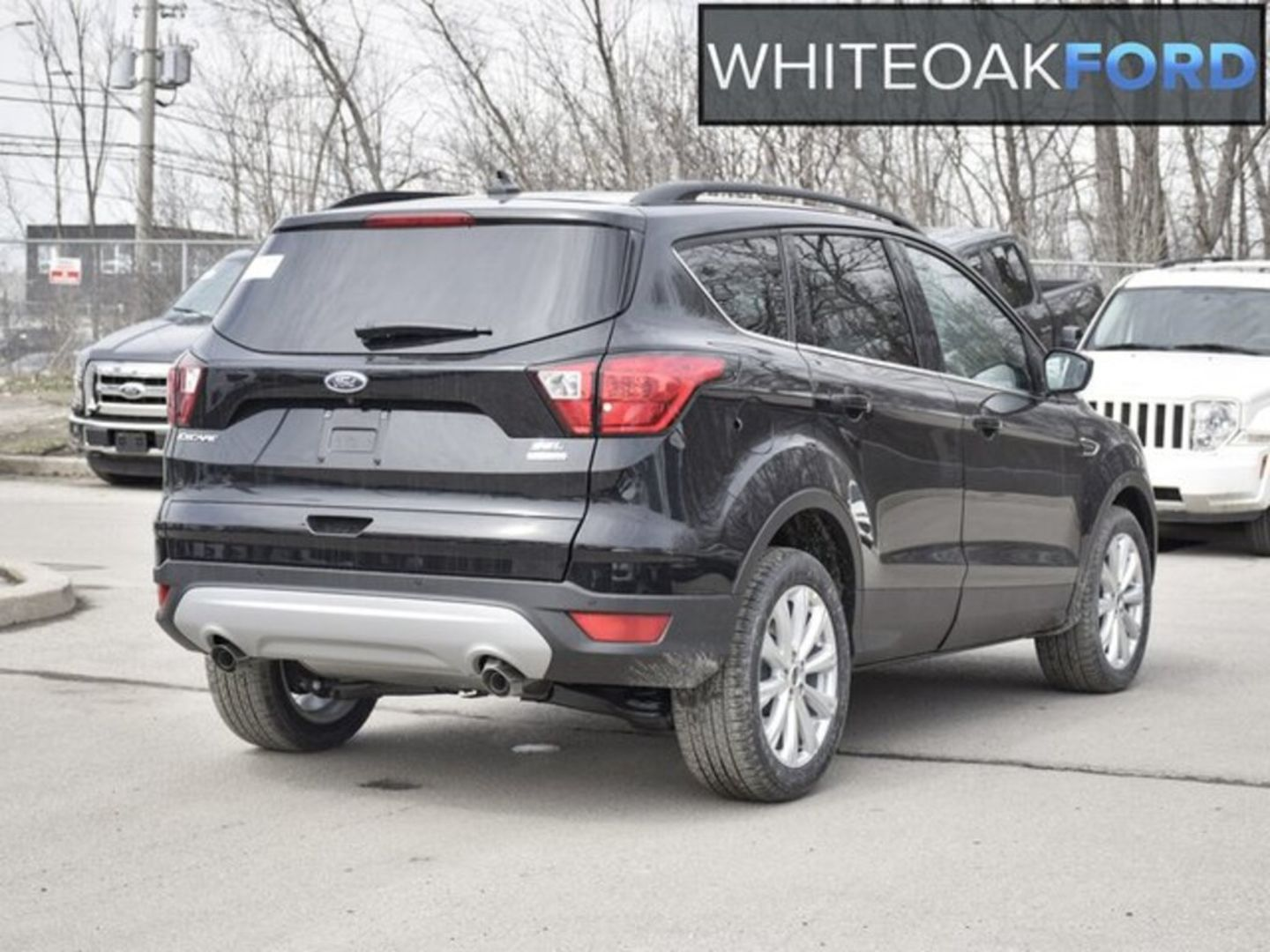 2019 Ford Escape SEL for sale in Mississauga, Ontario