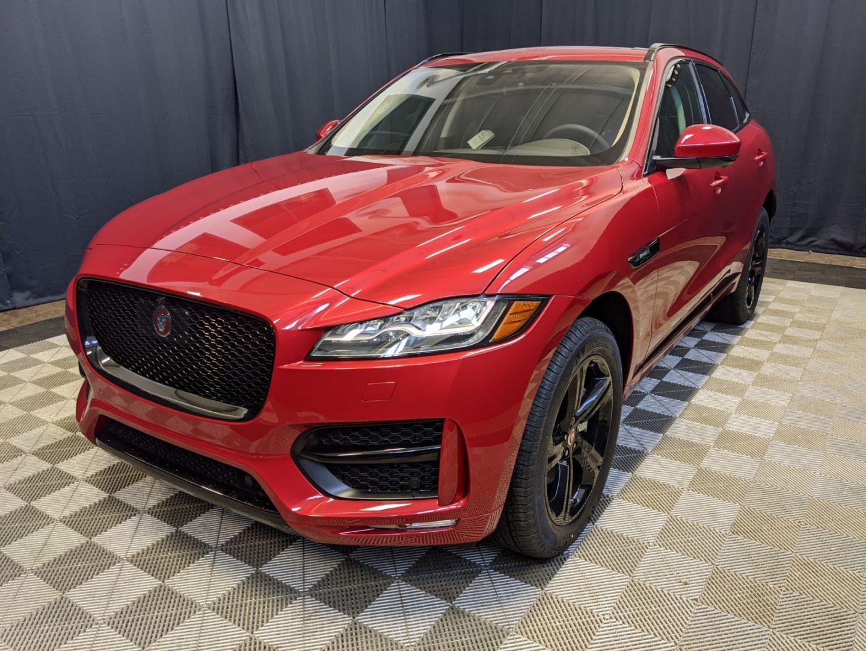 New 2020 Jaguar F Pace R Sport J201771 Calgary Alberta Go Auto