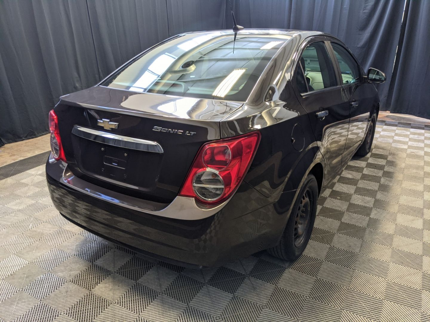 2013 Chevrolet Sonic LT for sale in Calgary, Alberta