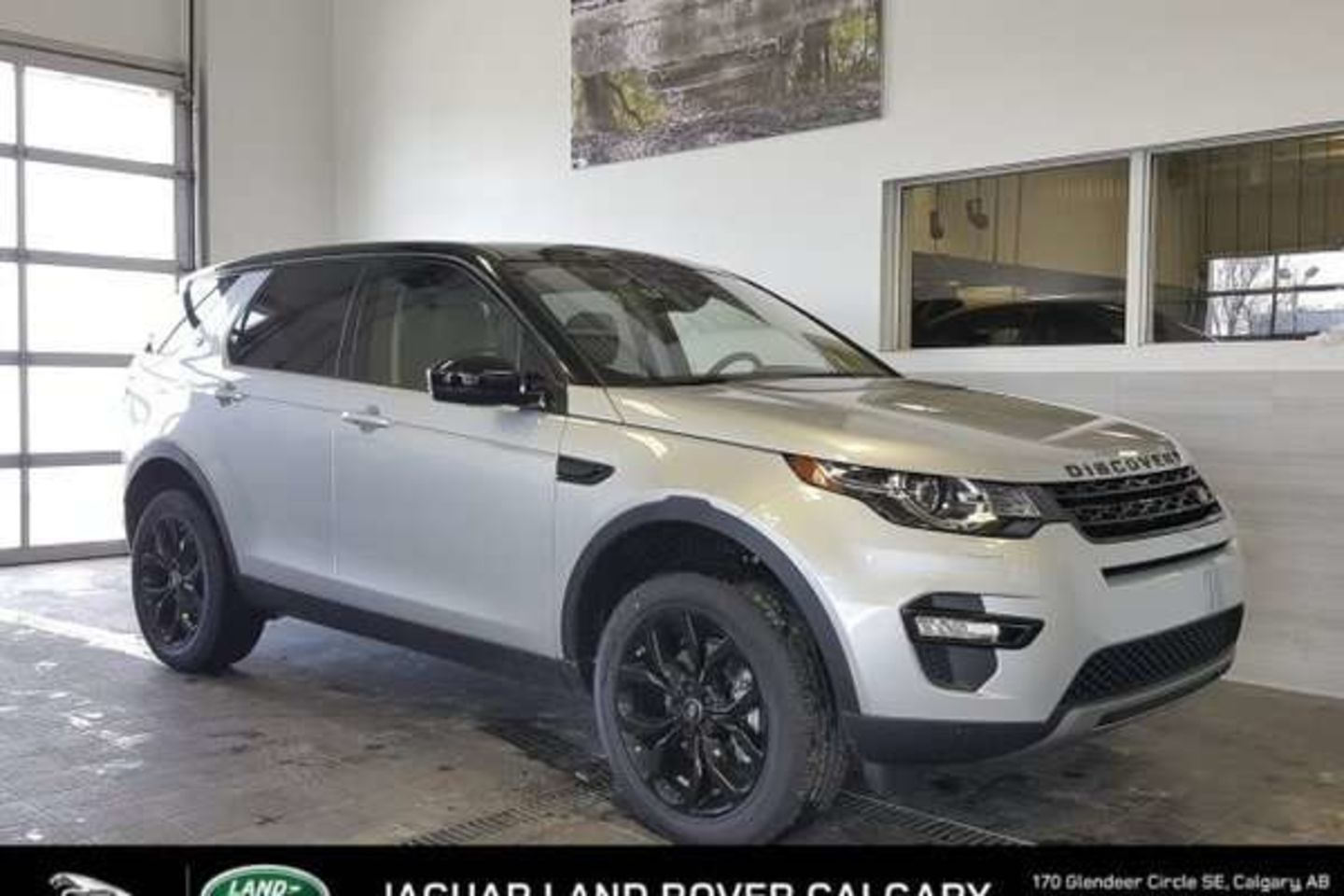 Land Rover Discovery Sport 2018 >> 2018 Land Rover Discovery Sport Hse