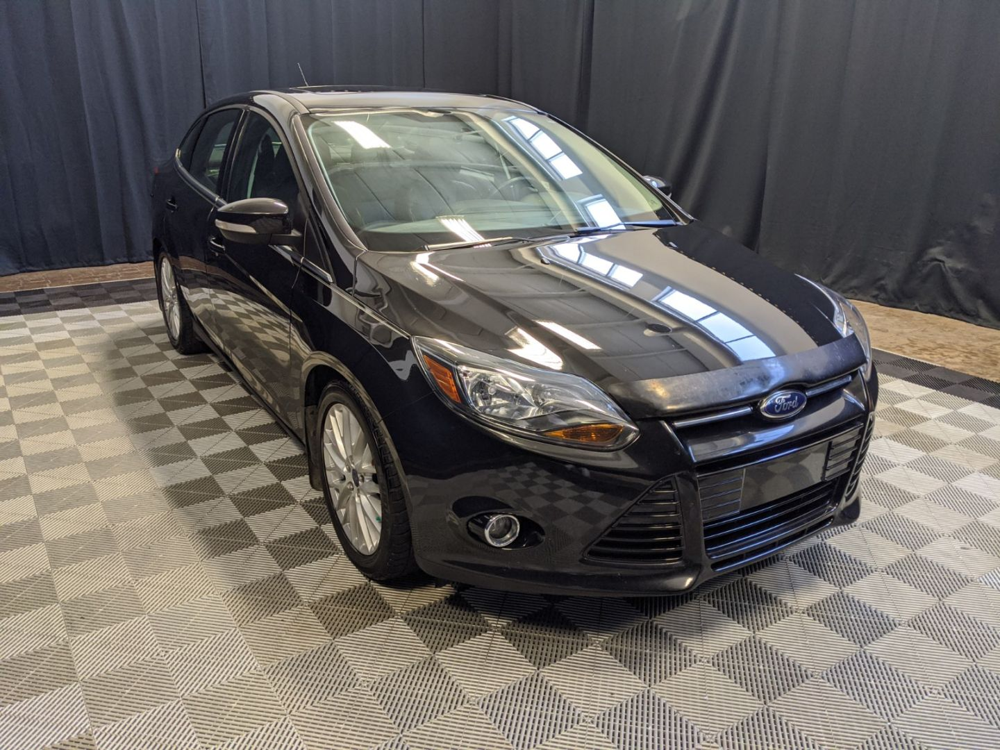 2014 Ford Focus Titanium for sale in Calgary, Alberta