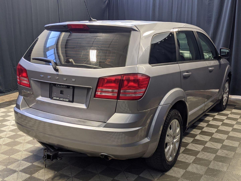 2017 Dodge Journey Canada Value Pkg for sale in Calgary, Alberta