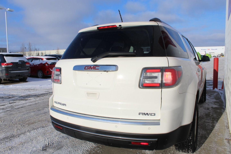 2014 GMC Acadia SLE2 for sale in Edmonton, Alberta