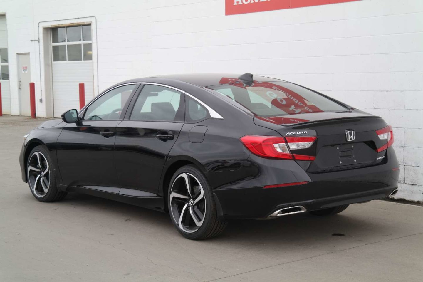 2019 Honda Accord Sedan Sport for sale in Edmonton, Alberta