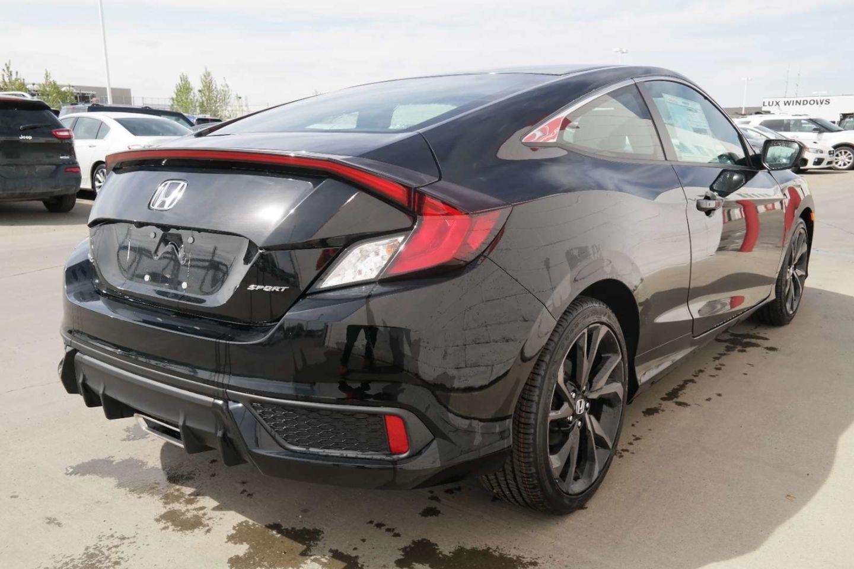 2019 Honda Civic Coupe Sport for sale in Edmonton, Alberta