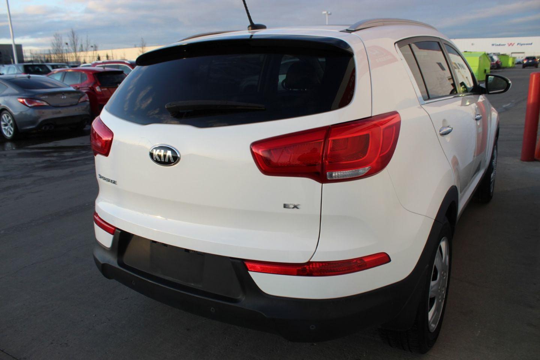 2015 Kia Sportage EX for sale in Edmonton, Alberta