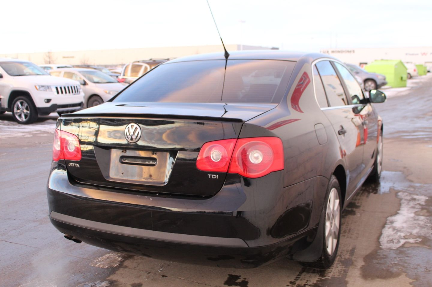 2006 Volkswagen Jetta Sedan 1.9L TDI Special Edition for sale in Edmonton, Alberta
