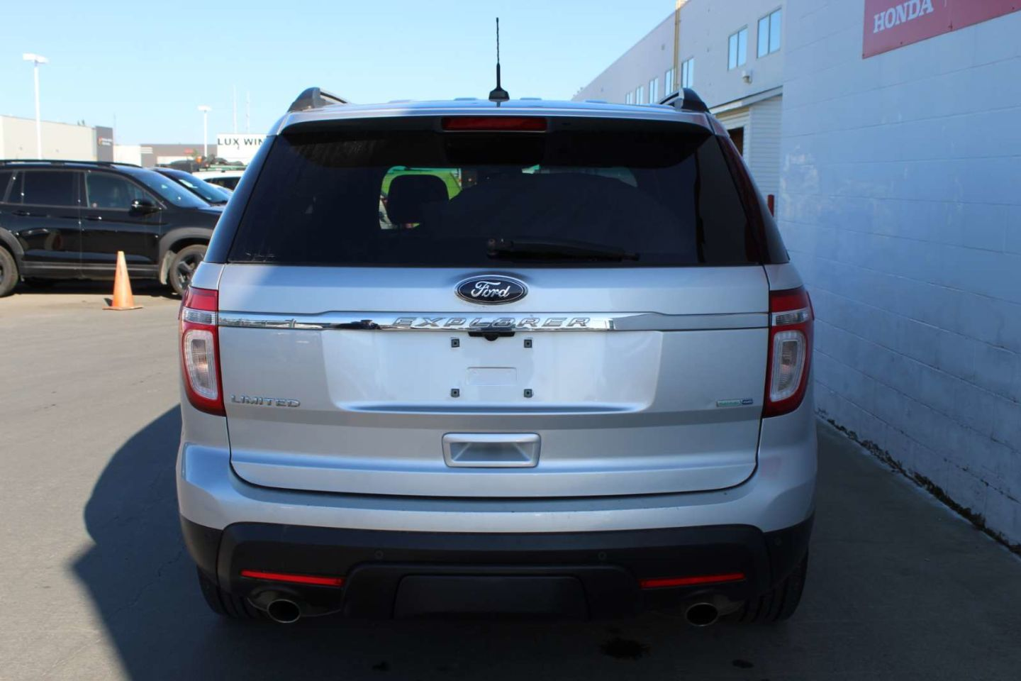 2013 Ford Explorer Limited for sale in Edmonton, Alberta