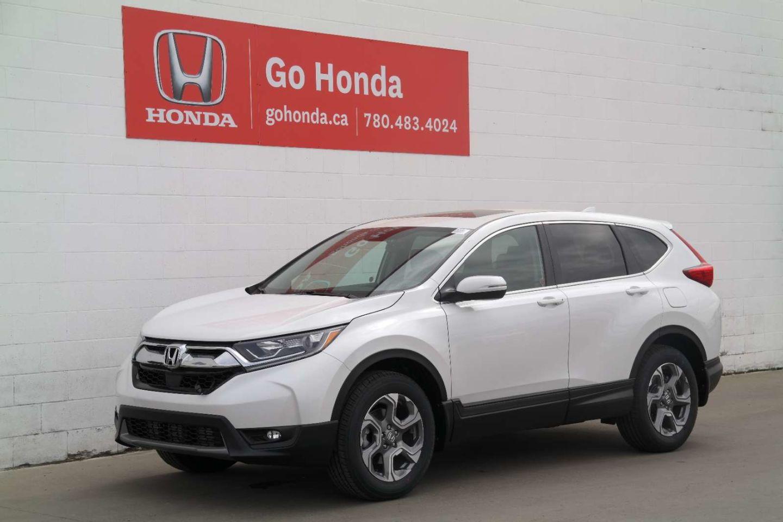 2019 Honda CR-V EX for sale in Edmonton, Alberta