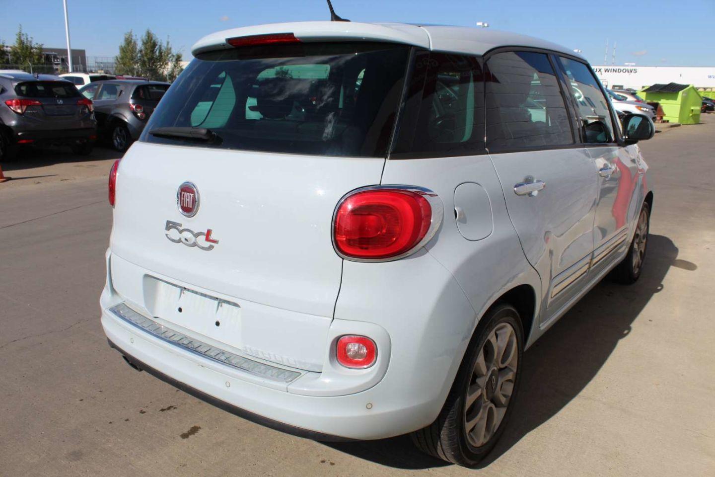 2014 FIAT 500L Lounge for sale in Edmonton, Alberta