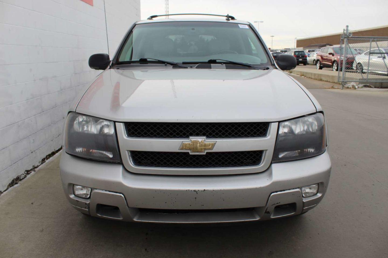 2007 Chevrolet TrailBlazer LT for sale in Edmonton, Alberta