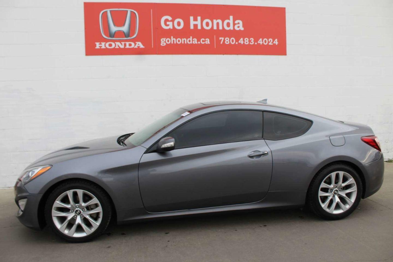 2014 Hyundai Genesis Coupe Premium for sale in Edmonton, Alberta