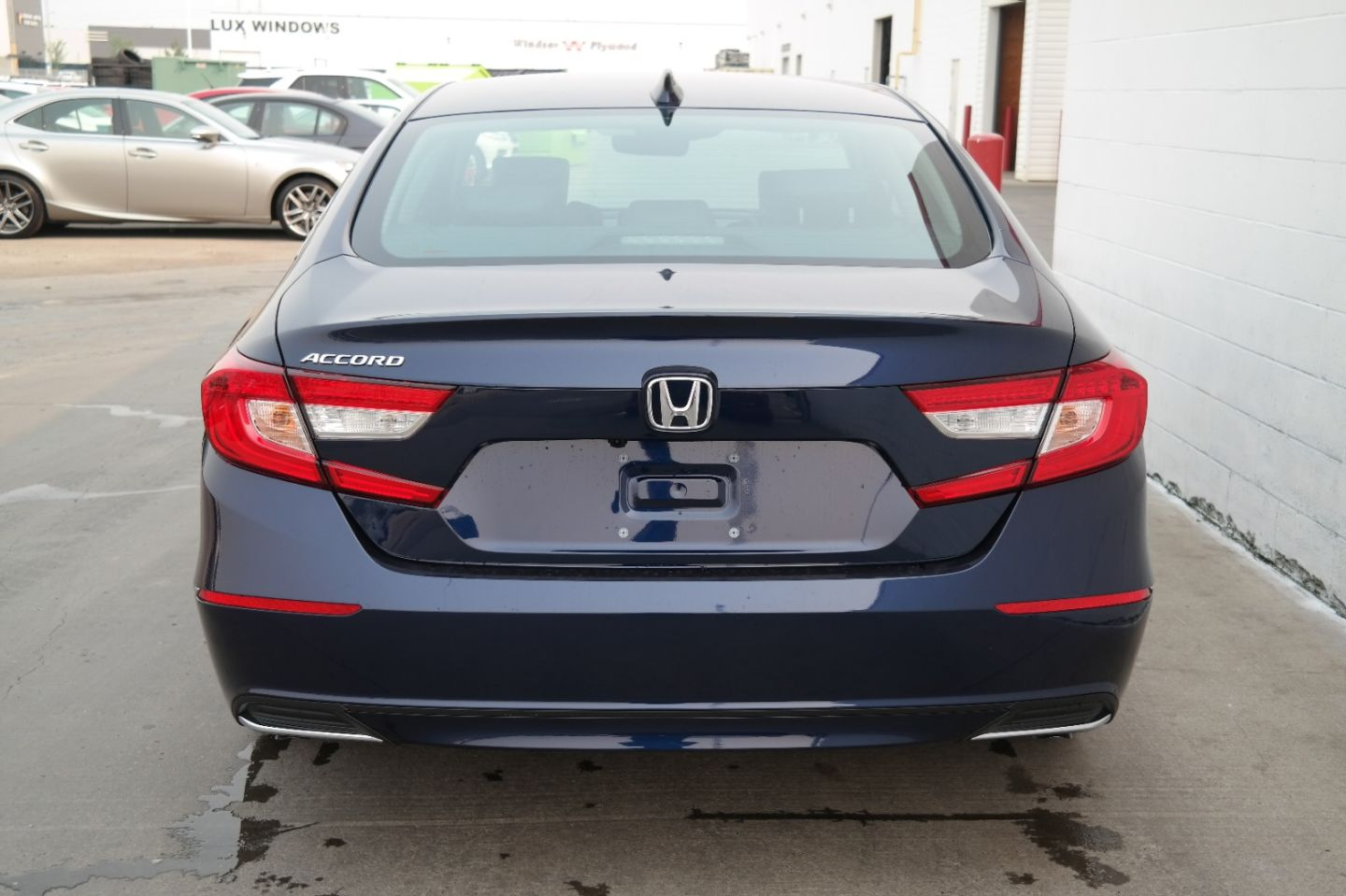 2020 Honda Accord Sedan EX-L for sale in Edmonton, Alberta