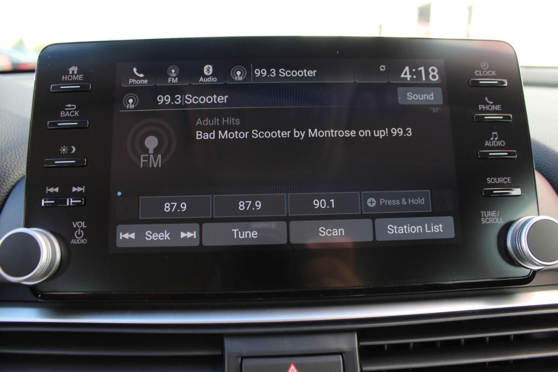 2020 Honda Accord Sedan LX for sale in Edmonton, Alberta