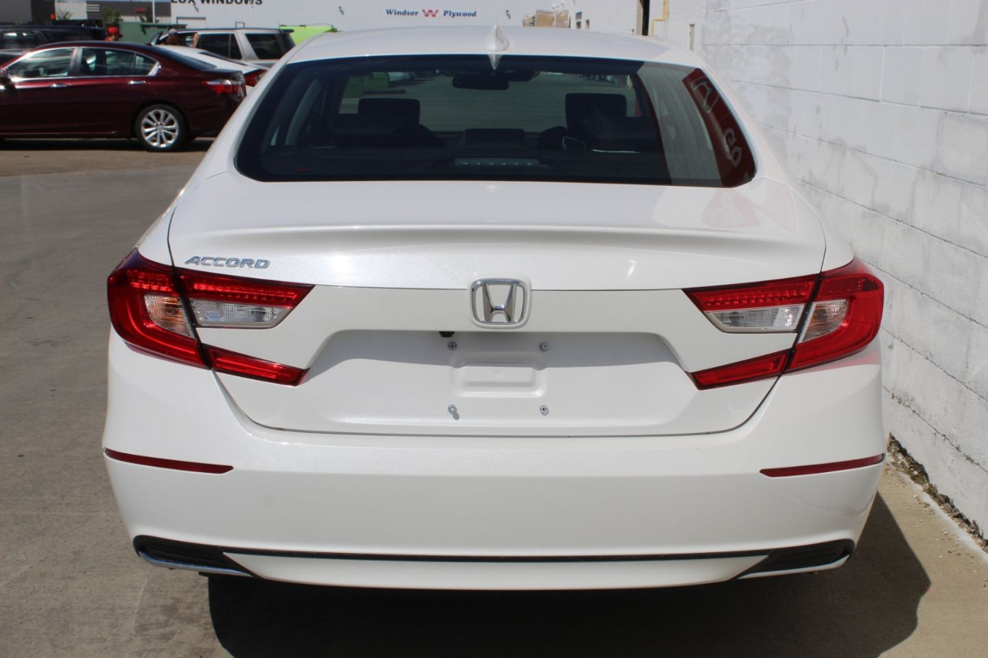 2020 Honda Accord Sedan LX for sale in Edmonton, Alberta