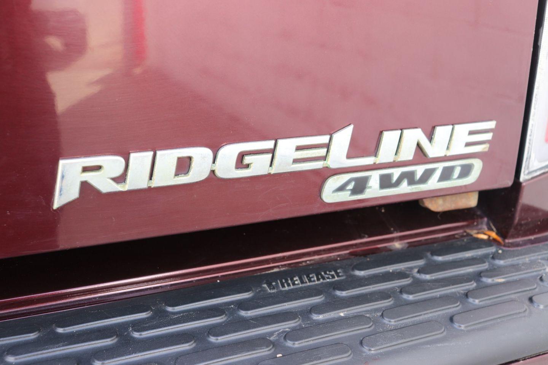 2007 Honda Ridgeline EX-L for sale in Edmonton, Alberta