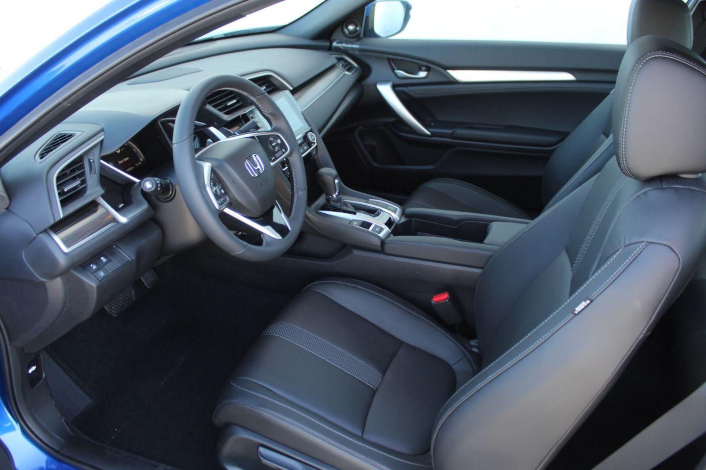 2020 Honda Civic Coupe Touring for sale in Edmonton, Alberta