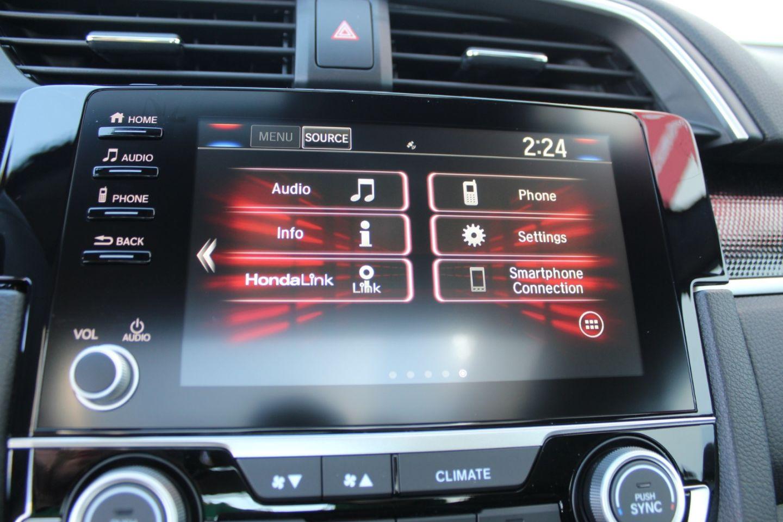 2020 Honda Civic Coupe Sport for sale in Edmonton, Alberta
