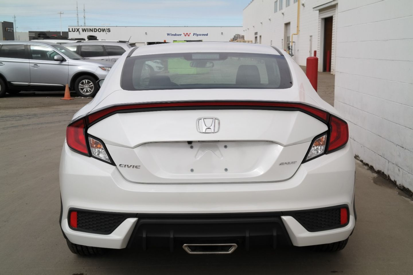 2020 Honda Civic Coupe Sport for sale in Edmonton, Alberta