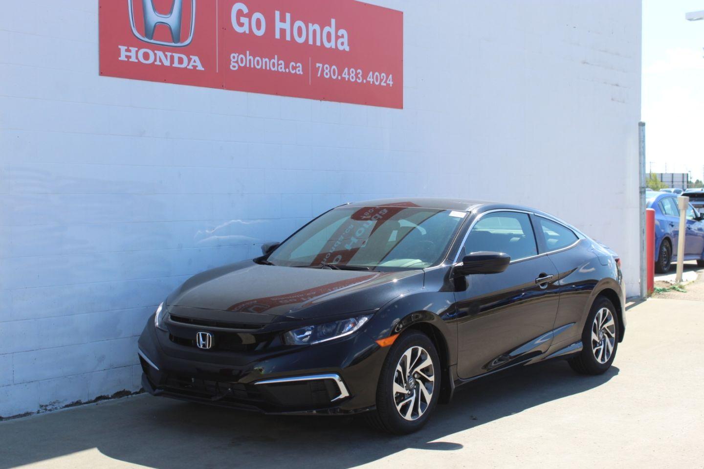 2020 Honda Civic Coupe LX for sale in Edmonton, Alberta