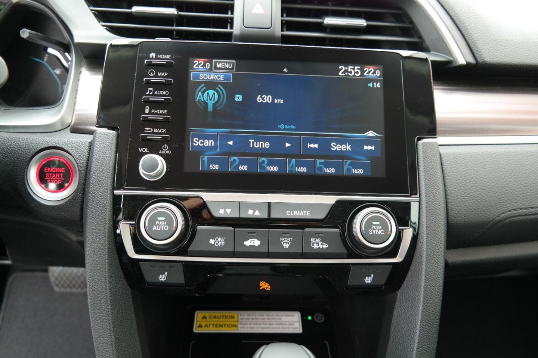 2020 Honda Civic Sedan Touring for sale in Edmonton, Alberta