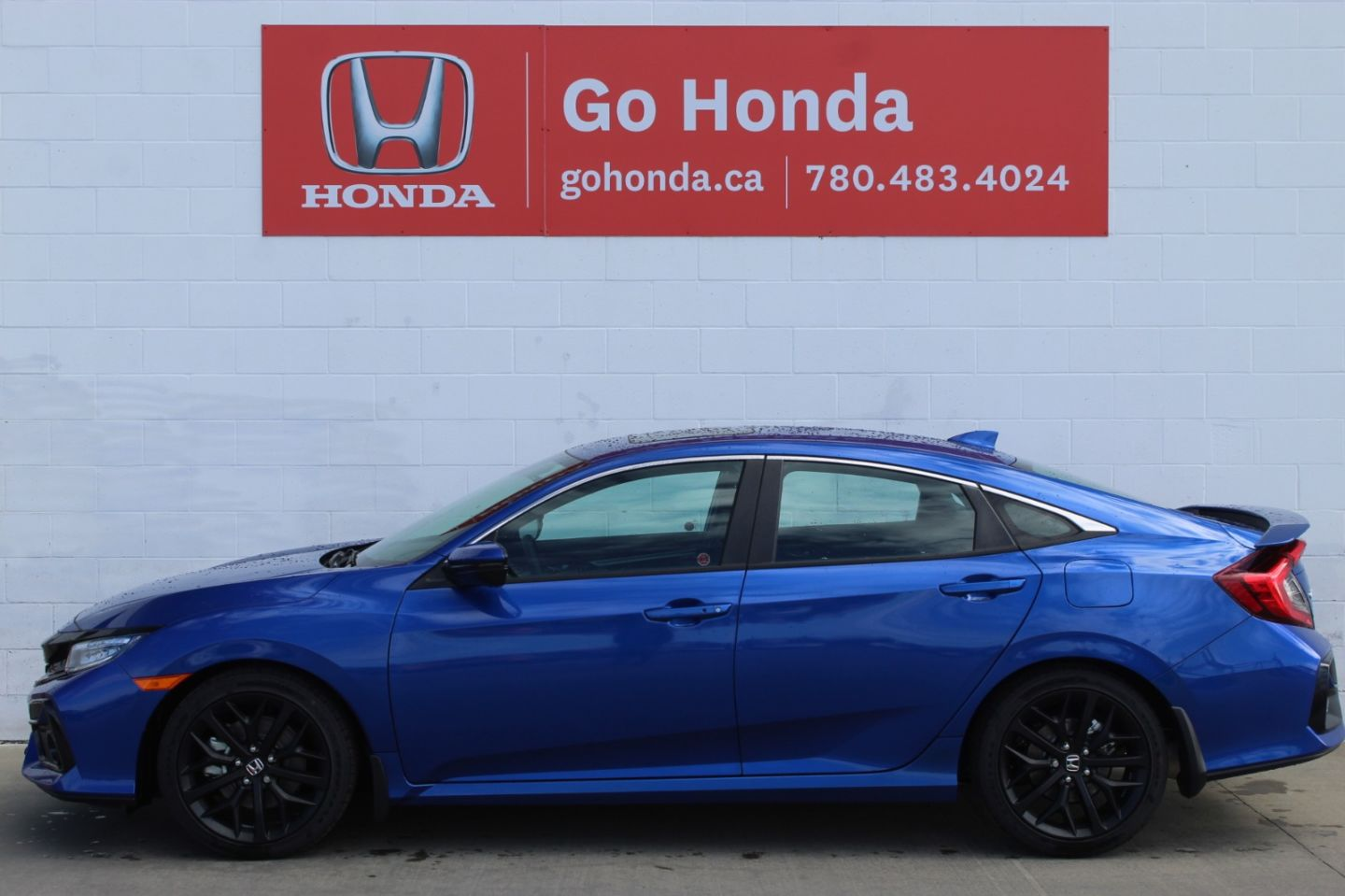 2020 Honda Civic Si Sedan  for sale in Edmonton, Alberta