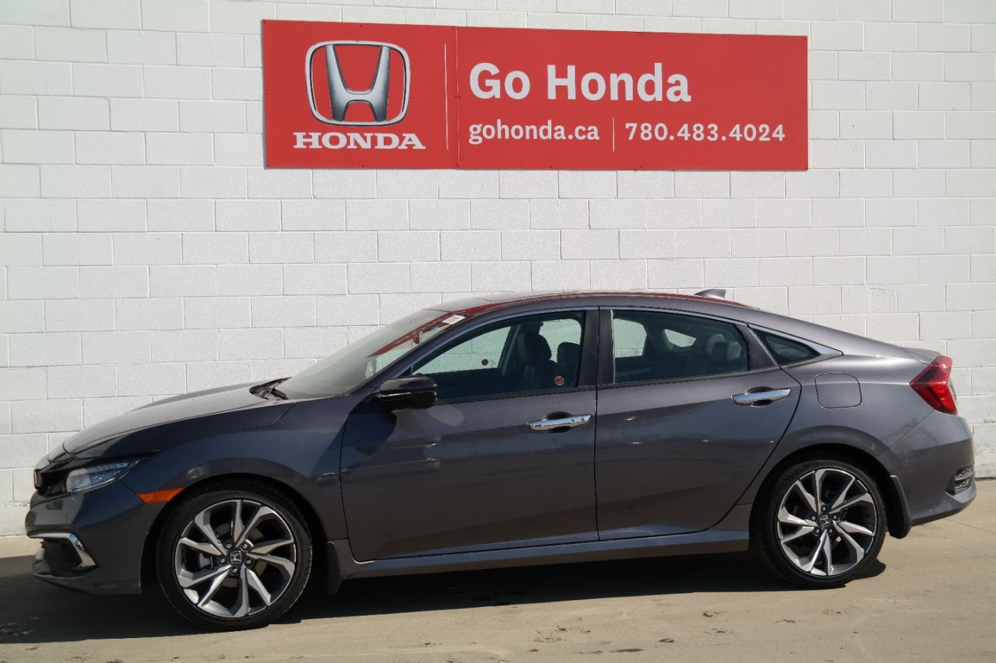 2020 Honda Civic Sedan Touring for sale in Edmonton, Alberta