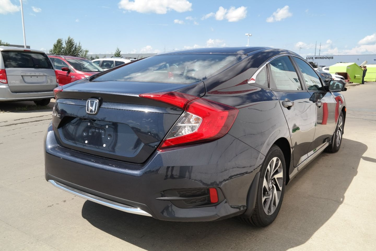 2020 Honda Civic Sedan EX for sale in Edmonton, Alberta