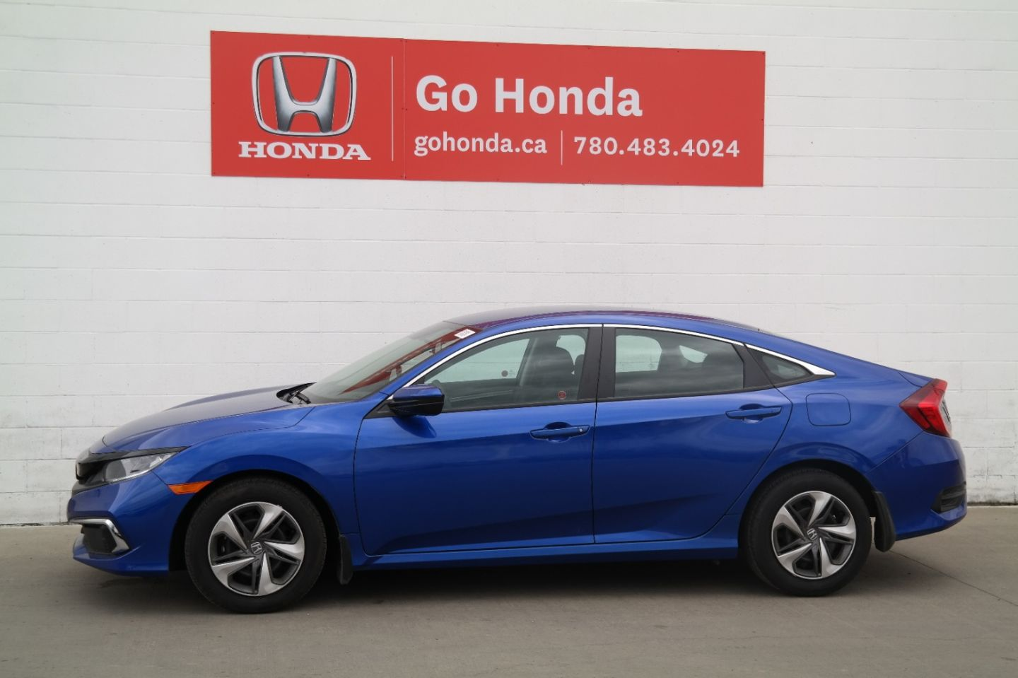 2020 Honda Civic Sedan LX for sale in Edmonton, Alberta