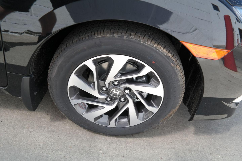 2020 Honda Civic Sedan EX for sale in Edmonton, Alberta