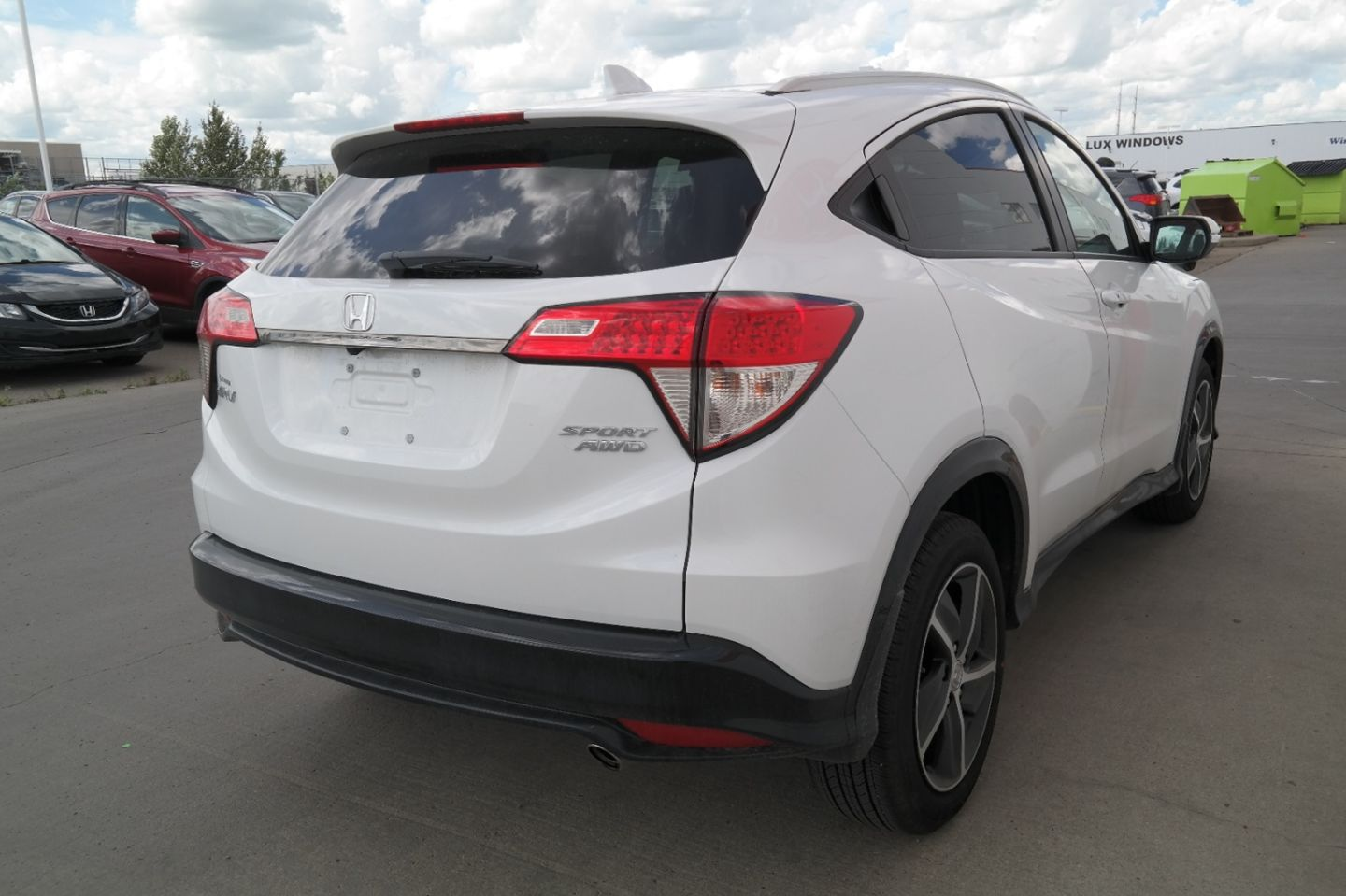2020 Honda HR-V Sport for sale in Edmonton, Alberta