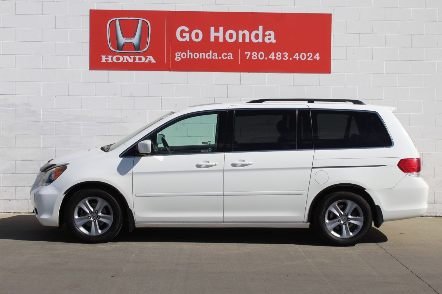 2008 Honda Odyssey EX-L for sale in Edmonton, Alberta