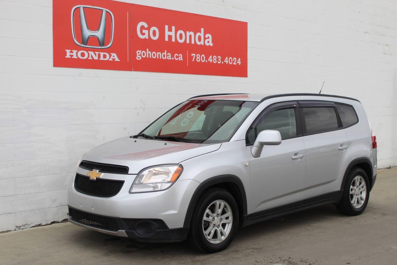 Kelebihan Kekurangan Chevrolet Orlando 2012 Review