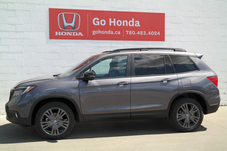 2020 Honda Passport EX-L for sale in Edmonton, Alberta