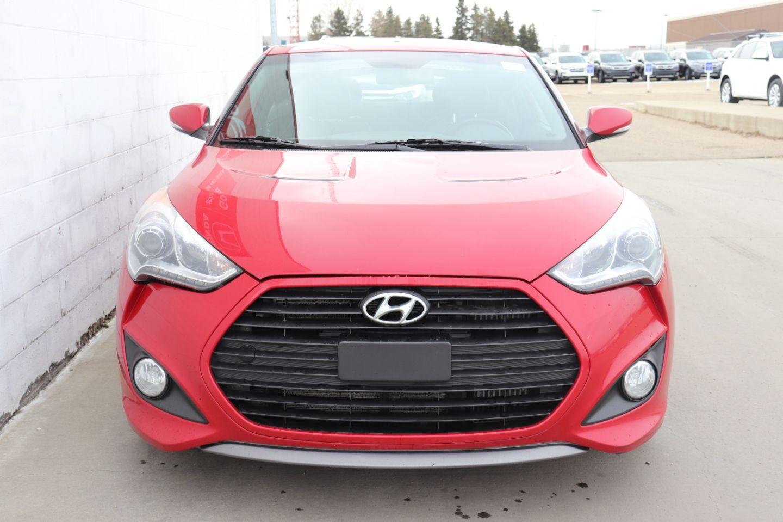 2013 Hyundai Veloster Turbo for sale in Edmonton, Alberta