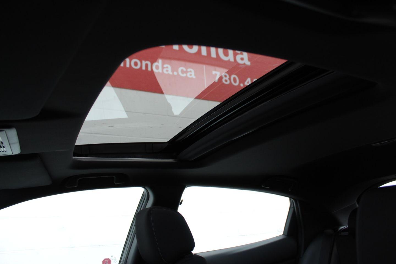 2021 Honda Civic Hatchback Sport for sale in Edmonton, Alberta